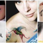 Tatuagem de Beija-Flor: Significados e 57 Ideias Incríveis Para a Nova Tattoo!