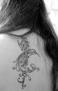 tatuagem contorno