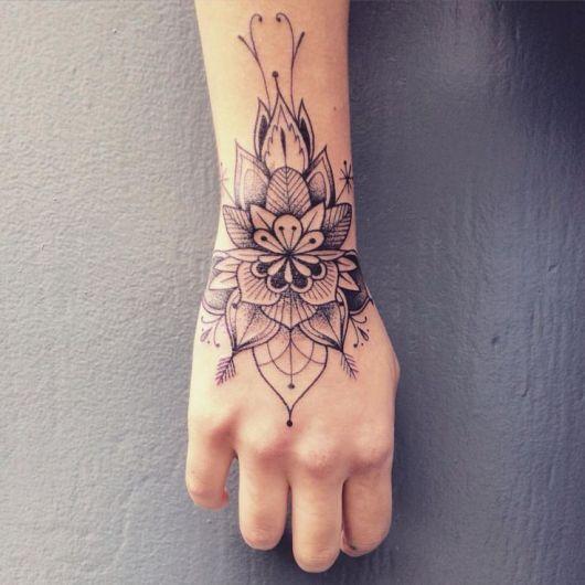 Tatuagem De Flor Principais Significados 85 Inspiracoes Incriveis
