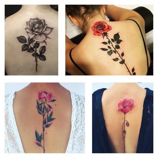 Tatuagem de Flor – Principais Significados & 85 Inspirações Incríveis!