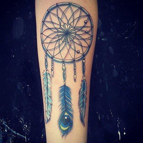 Tattoo filtro dos sonhos.