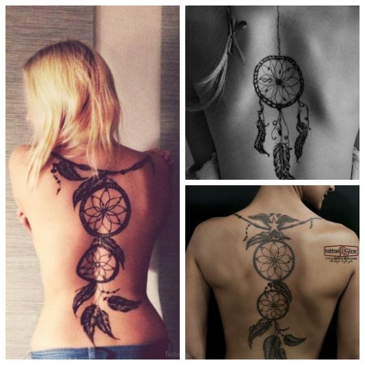 Tatuagem Filtro Dos Sonhos 60 Modelos Lindos Para Você Se