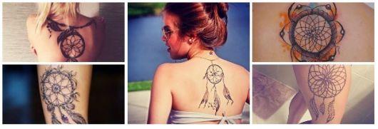 Tatuagem Filtro dos Sonhos – 60 modelos lindos para você se inspirar!