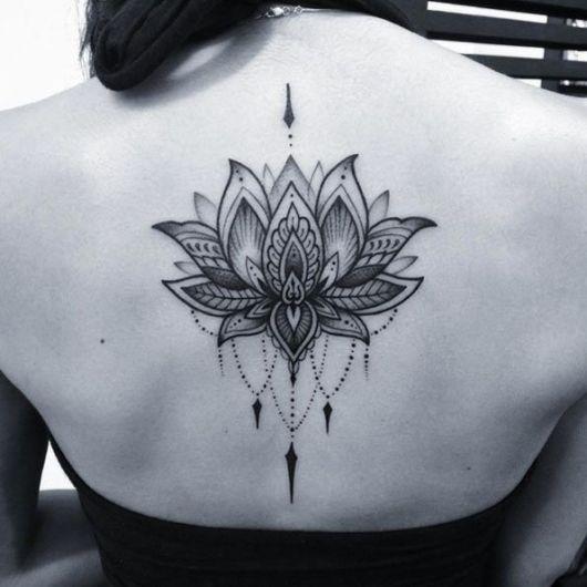 Tatuagem De Flor Principais Significados 85 Inspirações