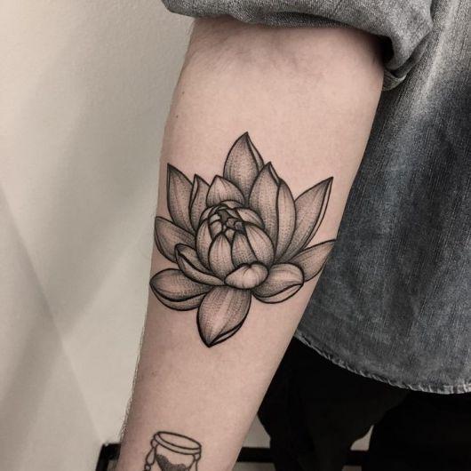 Tatuagens de flor