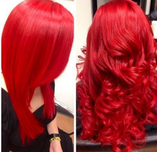 Vermelho Ariel.