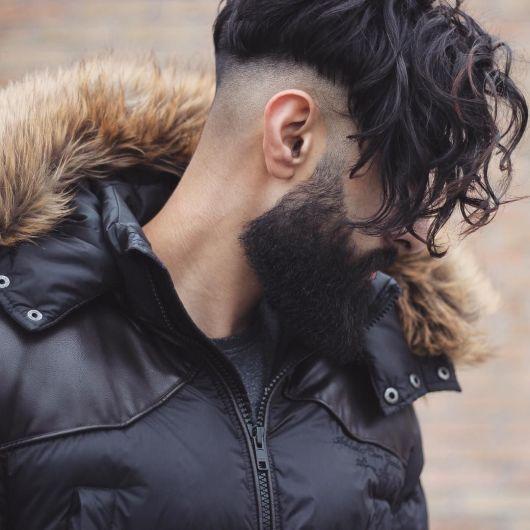 cabelo grande masculino � 80 cortes irados com dicas de