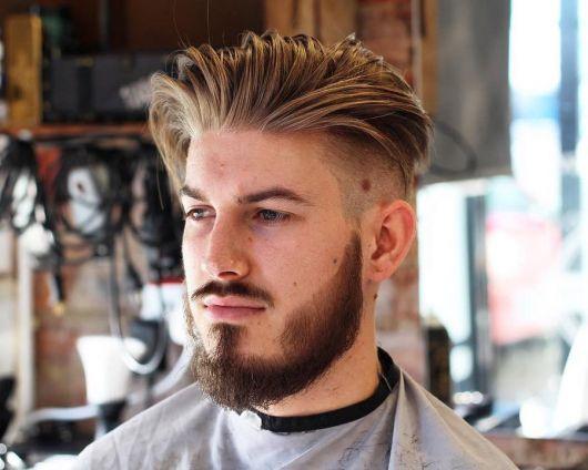 cabelo grande estilos