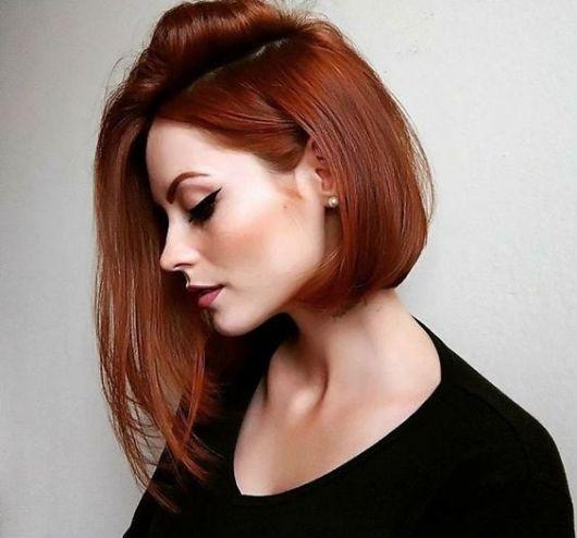 cabelo ruivo