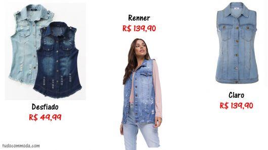 modelos e onde comprar