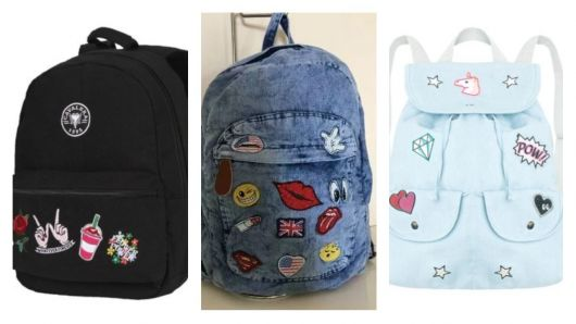 onde comprar mochilas com patches