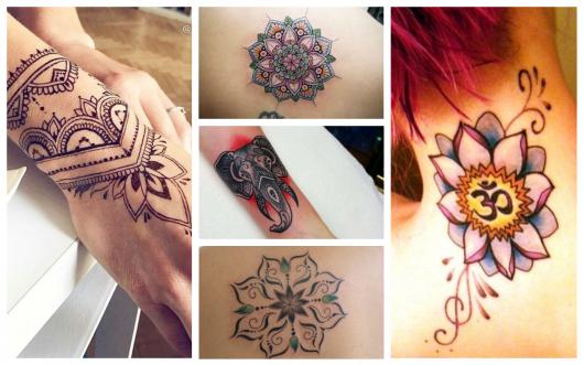 Tatuagem Indiana: Significados & 75 Modelos para Você se Inspirar!