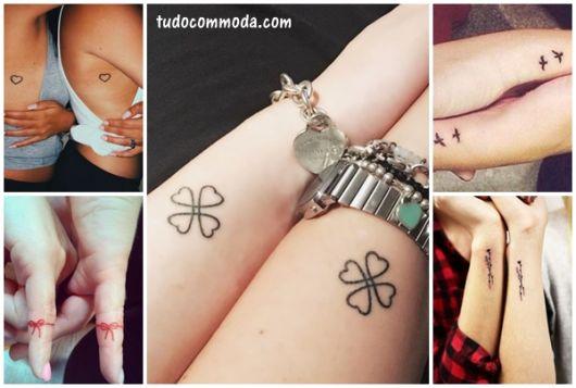 ideias de tattoos delicadas