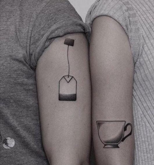 tatuagem divertida feminina