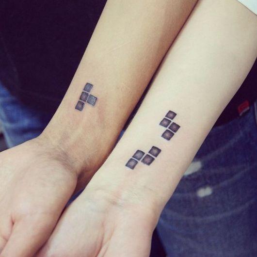Tatuagem De Amizade As 84 Ideias Mais Lindas Criativas De Todas