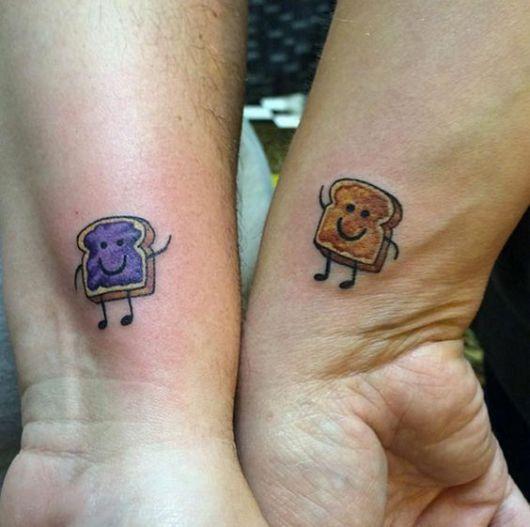 tatuagem diferente