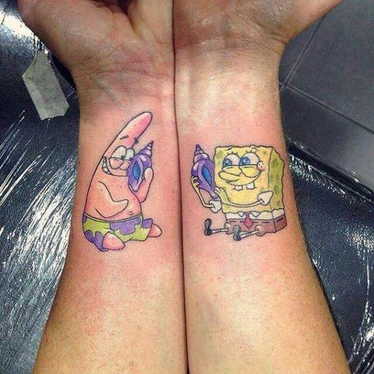 tatuagem criativa mulheres