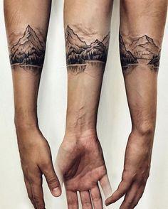 tatuagem que se completa masculina