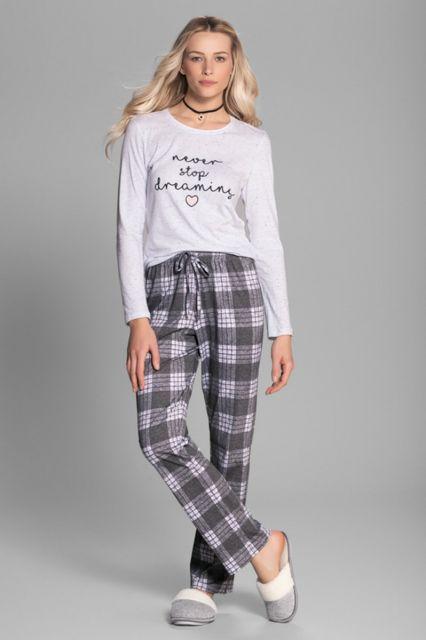 1c4b23af2d0f0c Pijama Feminino – 65 Modelos Lindos e Confortáveis & Onde Comprar!