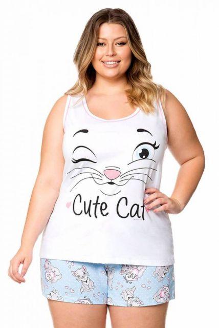 d60c0dc3b595cd Pijama Feminino – 65 Modelos Lindos e Confortáveis & Onde Comprar!