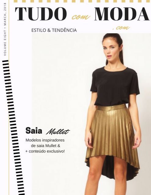Saia Mullet – O que é, Dicas Incríveis & Como Compor seus Looks!