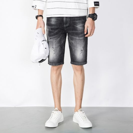 af8ff530d2 Bermuda Jeans Masculina – Como Compor 60 Looks Irados com a Peça!