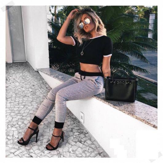 calça swag feminina
