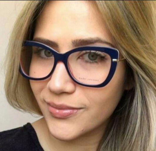20d084ef49699 Óculos Quadrado – Tipos de Rosto que Combinam   60 Modelos Lindos!