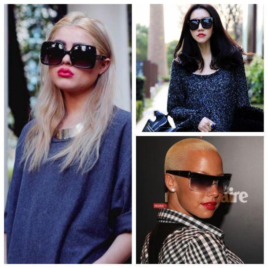 Óculos Quadrado – Tipos de Rosto que Combinam & 60 Modelos Lindos!