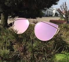 dicas para usar óculos rosé