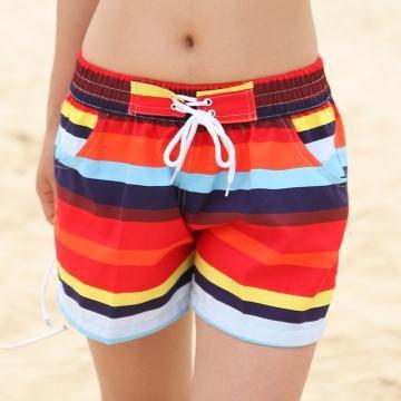 moda verão short de praia surfista
