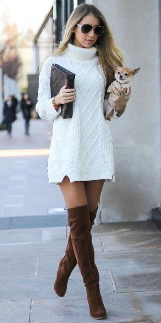 Vestidos De Inverno 70 Modelos Elegant 237 Ssimos Para