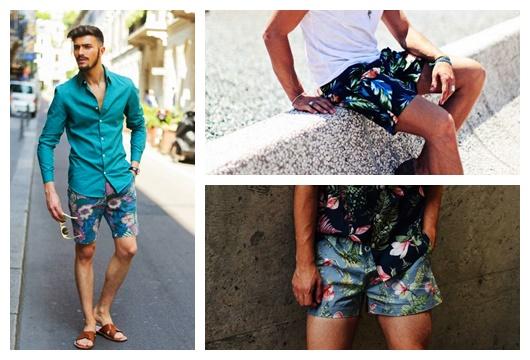 90a2ff2ba Como Usar Bermuda Florida Masculina – Dicas com 25 Looks Incríveis!