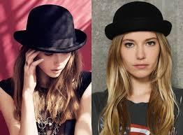 estilos e modelos de chapéu-coco
