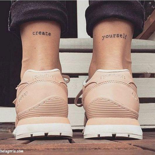 tatuagem palavra