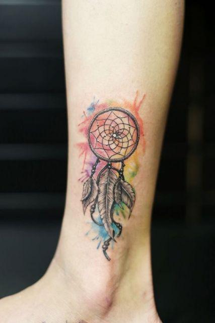 Tatuagem Feminina Na Panturrilha As 79 Inspirações Mais