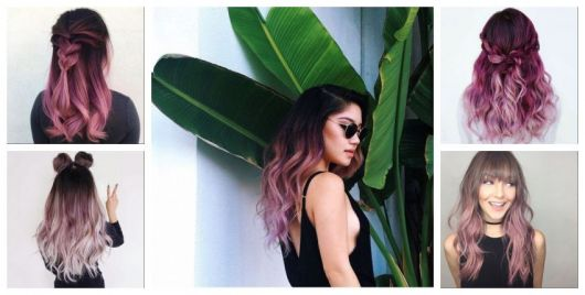 Ombré Hair Rosa – O que é, Como é Feito & 42 Inspirações Super Lindas!