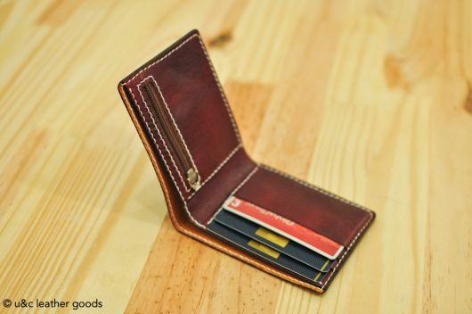 carteira masculina slim