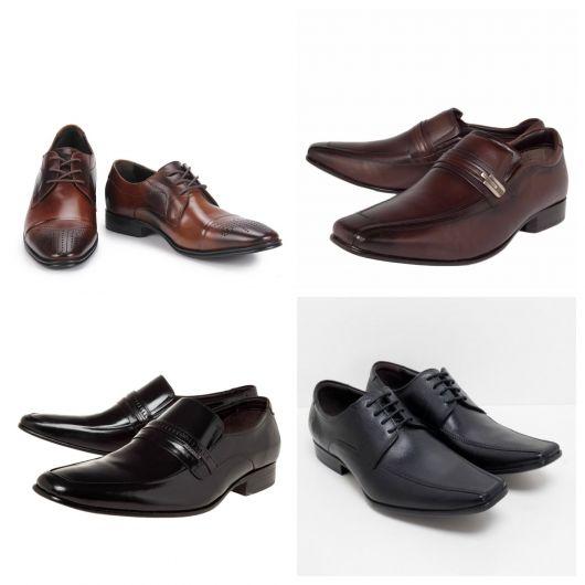 44ba8d1b1 Sapato Social Masculino – 100 Modelos Elegantíssimos & Dicas de Marcas!