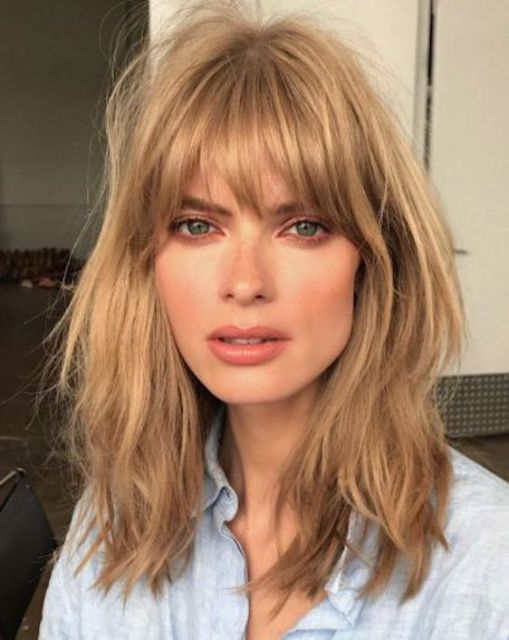 corte para cabelo fino