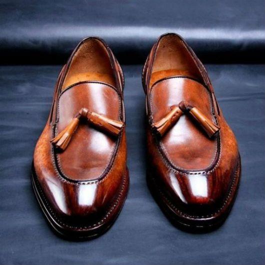 Sapato estilo Loafer