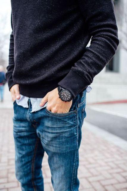 relógio masculino esportivo