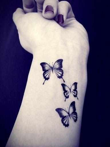 Tatuagem de Borboleta 80 Ideias Apaixonantes com Dicas