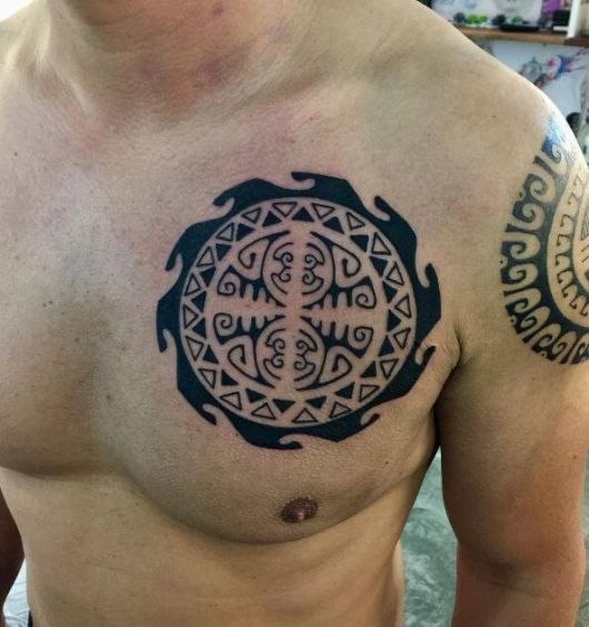 Tatuagem Maori 100 Ideias Espetaculares Dicas Ineditas - Simbologia-maori-significado