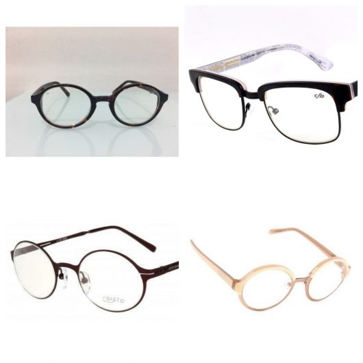 Modelos de óculos redondo masculino de grau da Chilli Beans