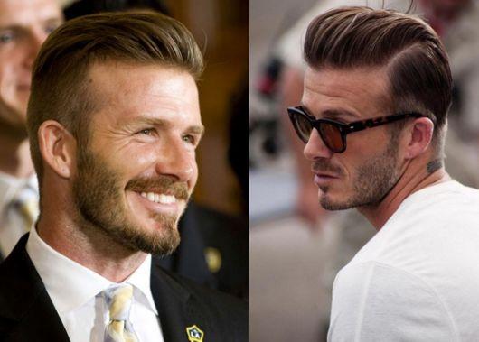 David Beckham ajudou a popularizar ainda mais esse corte
