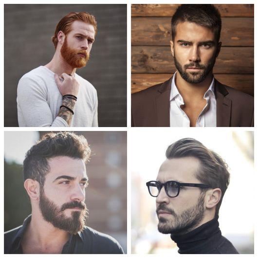 Uma barba cheia e uniforme faz toda a diferença no visual