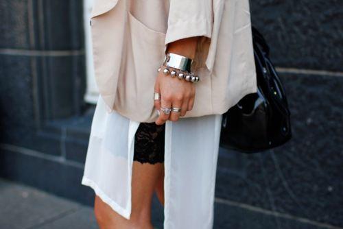 bracelete liso prata
