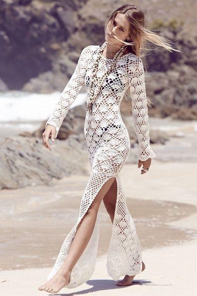 1d982c9ab45a Saída de Praia Branca – 51 Modelos Lindíssimos & Onde Comprar a Sua!