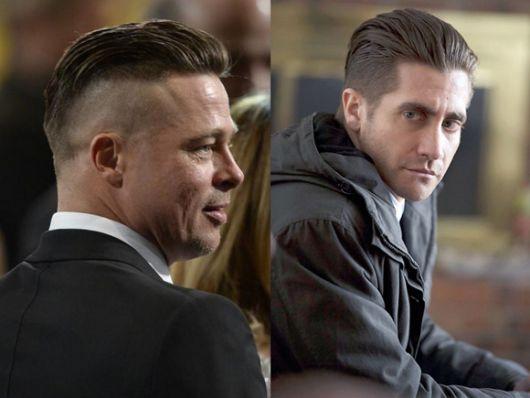 O corte já foi usado por estrelas como Brad Pitt e Jake Gyllenhaal